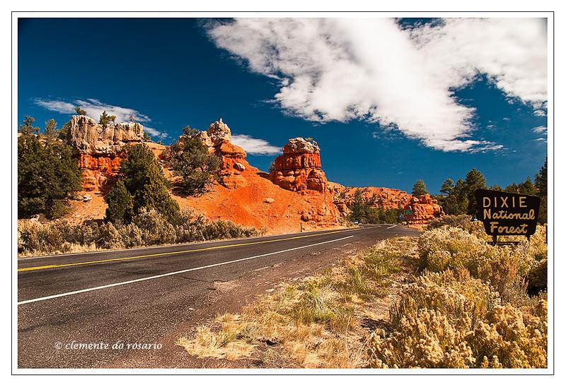 Red Canyon, Southwest Utah, USA