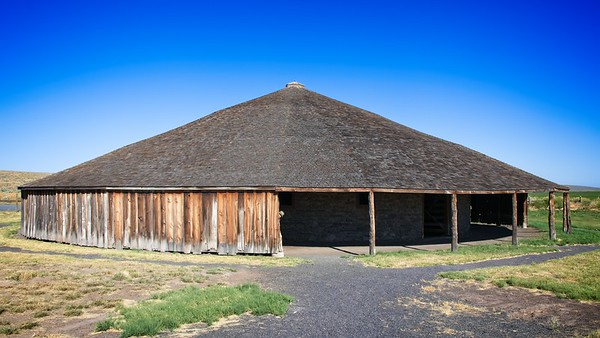 Peter French Round Barn