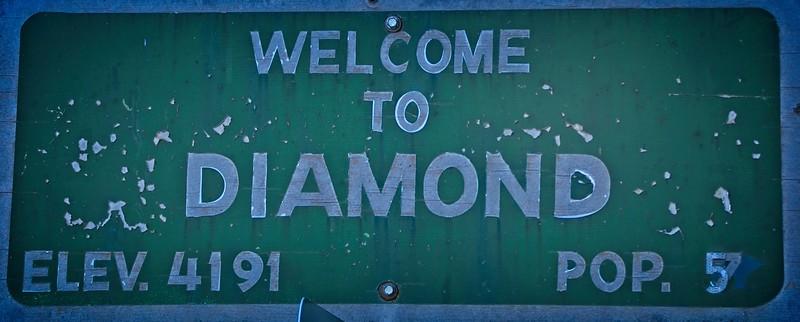 Welcome to Diamond!