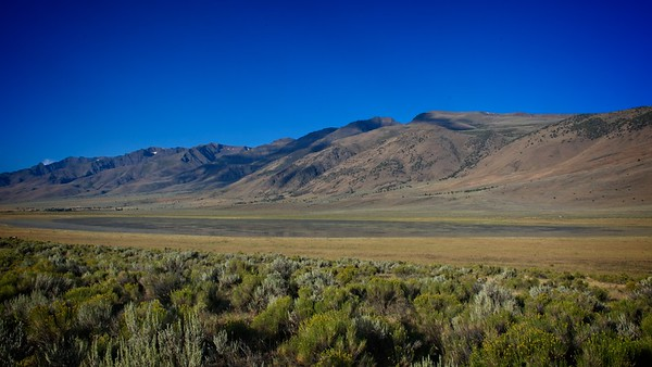 Steens Mt - Mann Lake
