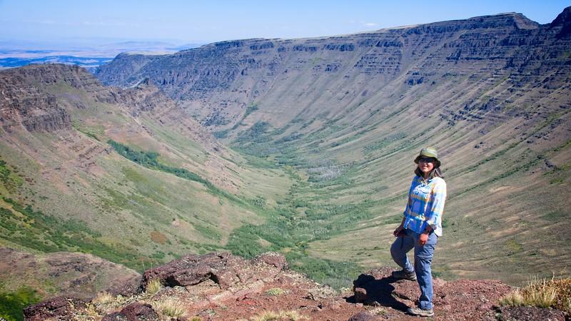 Kiger Gorge, Steens Mt.