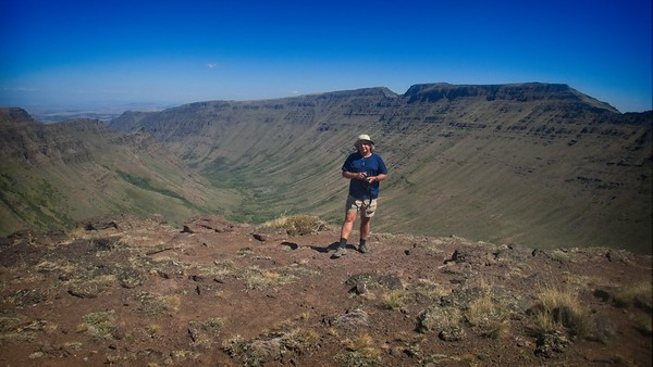 Steens Mt Summit © Chiyoko Meacham