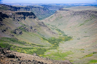 Steens Mt Loop Rd. - Kiger Gorge