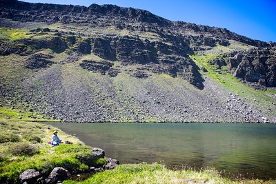 Wildhorse Lake HIke