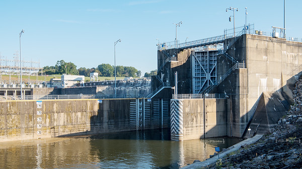 Fort Loudoun Lock and Dam, Lenoir City, Tennessee