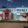 The sleepy town of Bell Buckle is home of the annual Moon Pie and RC Cola festival.