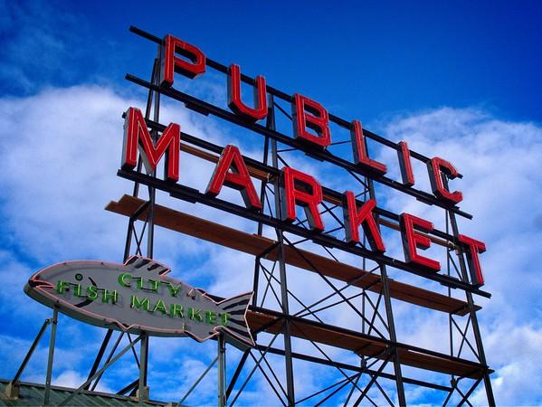 Monday Morning Pike Place