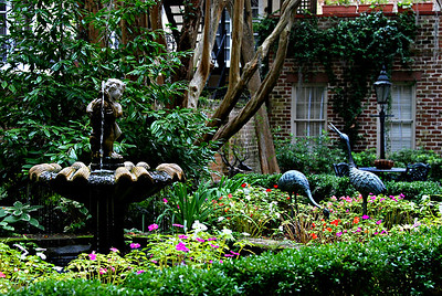 Garden, Savannah, Georgia