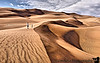 The Great Sand dunes National Park, CO