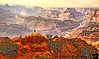 V hikes the Grand Canyon, Arizona