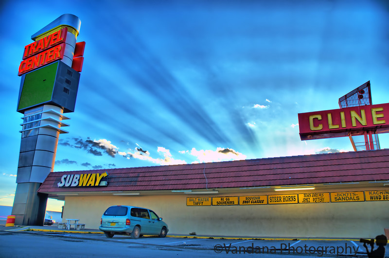Clines Corner, New Mexico