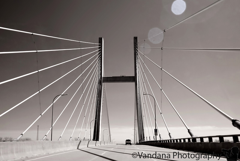 March 31, 2010 - Across the Burlington bridge, Iowa<br /> <br /> photo from the weekend in Iowa. Leaving for Washington DC tomorrow to meet some old friends (and take pics!). Enjoy the great weather !!