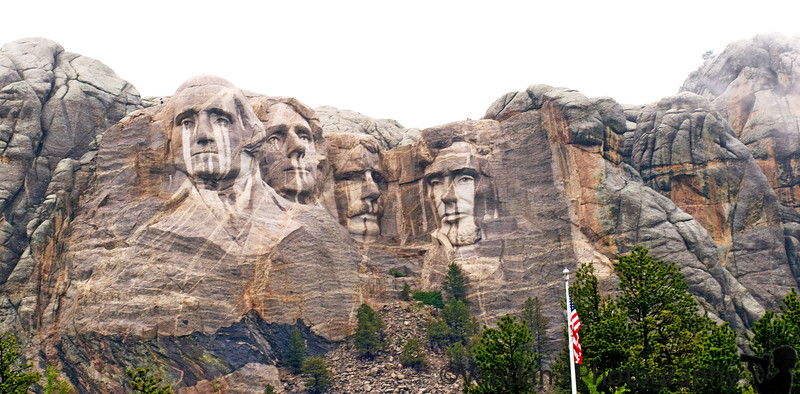 July 3, 2009 - Mt.Rushmore National Monument, SD