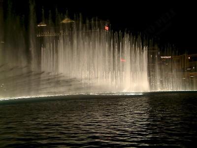 Las Vegas - Giochi d'acqua del Bellagio 2004-03-08 at 06-17-38