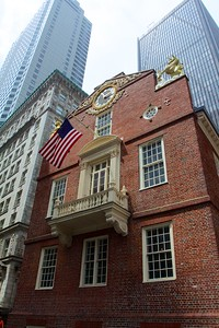 The Old Boston State House