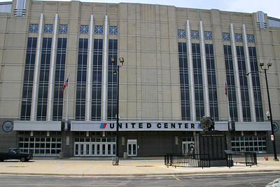 "The ""United Center"", home of the ""Chicago Bulls"" & the ""Chicago Blackhawks"", is the largest arena in the United States. Construction began in April 1992, and the building officially opened its doors on Aug. 18, 1994. Since its opening, the United Center has hosted over 200 events each year. Some of the events the United Center has been proud to host include: the 1996 Democratic National Convention, The Rolling Stones, Eric Clapton, Bruce Springsteen, U2, Barbra Streisand, Bette Midler, Janet Jackson, Mariah Carey, Ringling Brothers and Barnum & Bailey circuses, Disney On Ice, the Big Ten Basketball Tournament, the Men's NCAA Basketball Tournament and the NBA Finals. The United Center has hosted over thirty-million guests since it opened in 1994. Since 2005, in accordance with the Chicago Clean Indoor Air Ordinance, the United Center is a smoke-free facility."