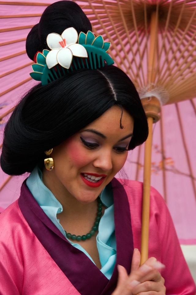 Geisha in Orlando.