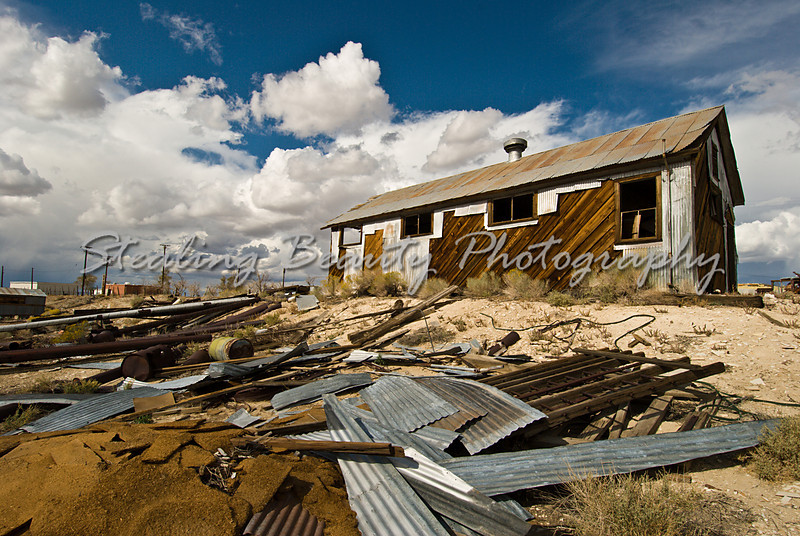 Ghost town, NV