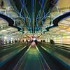 O'Hare airport walkway