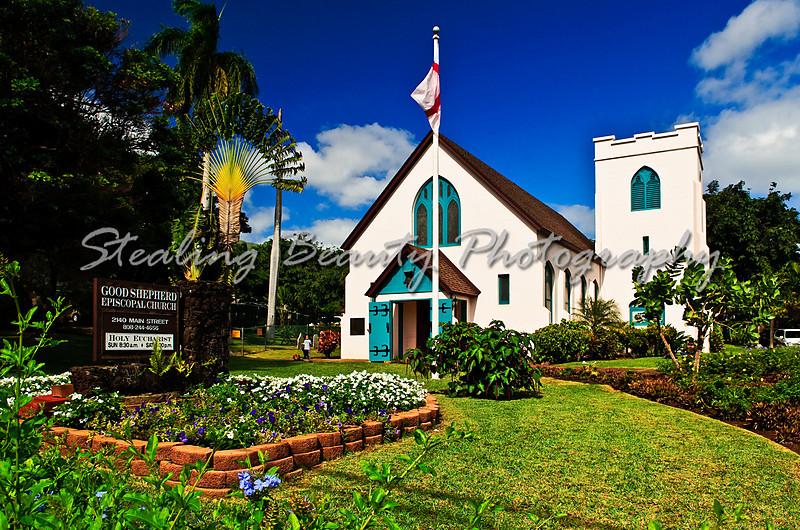 Church, Maui