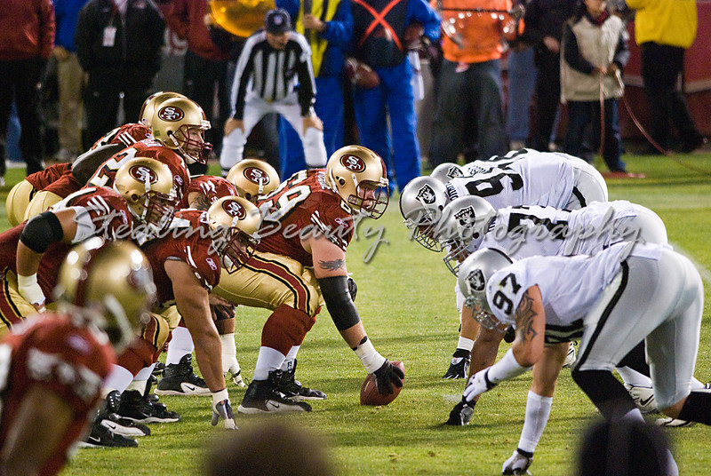 49ers vs Raiders