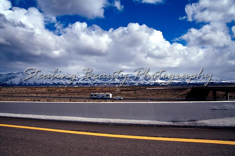 Highway miles
