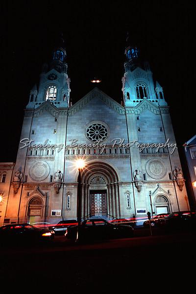 St Peter & Paul Church in San Francisco
