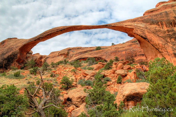 Arches National Park, Utah. License this photo on Getty Images © Rob Huntley