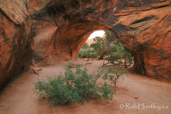 Arches National Park, Utah. © Rob Huntley