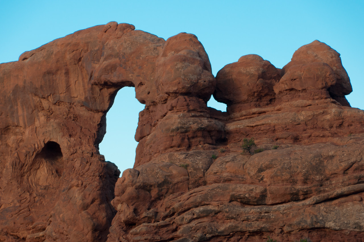 South Window  In Arches NP