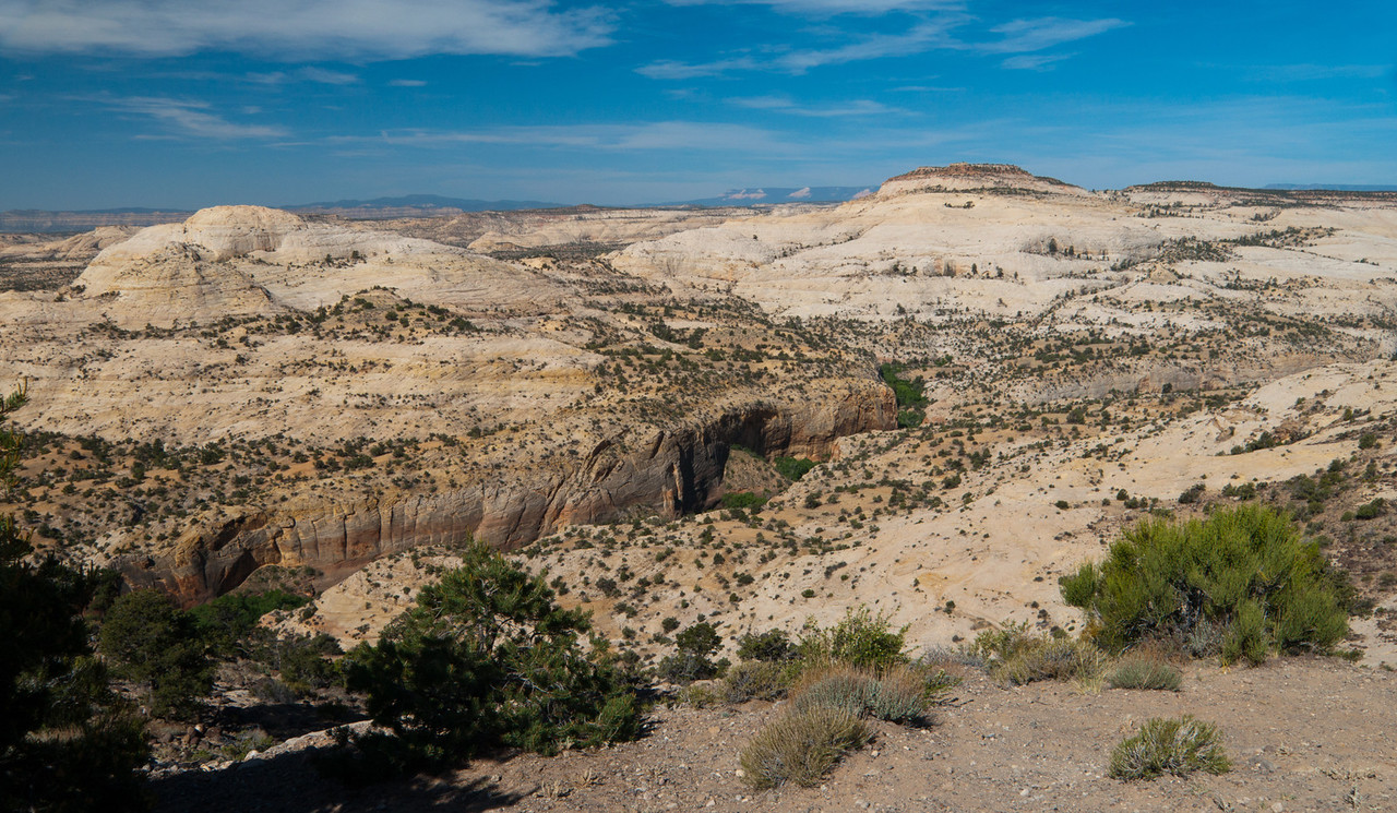 Escalante Grand Staircase National Monument