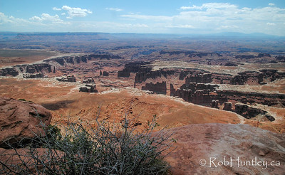 Canyonlands National Park, Utah © Rob Huntley