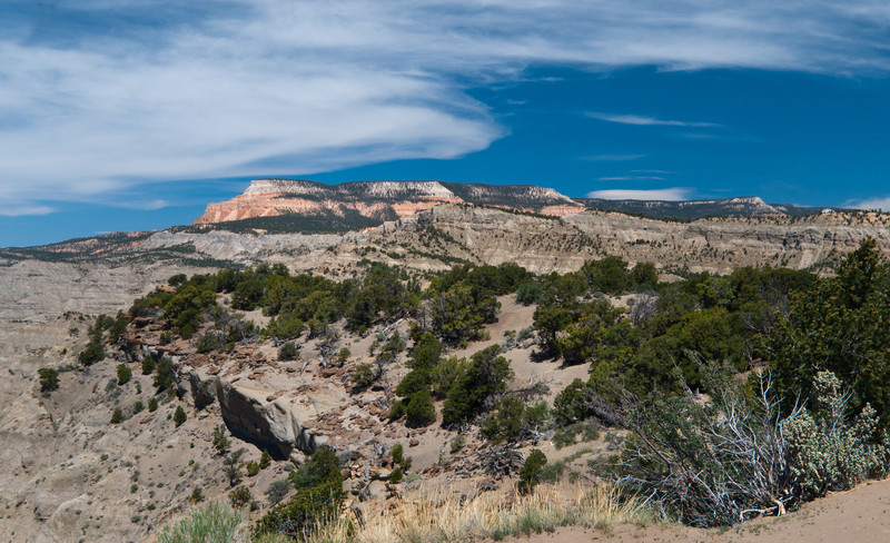 Escalante Grandstaircase National Monument - Coming over the top