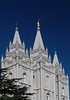 Salt Lake LDS Temple -- 2