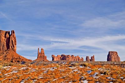 Monument Valley Navajo Tribal Park, Utah / Arizona, USA