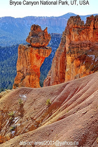 Bryce Canyon Torch