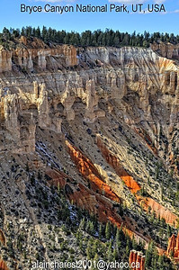 Bryce Canyon slope