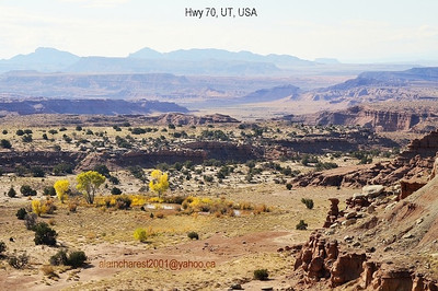 Colorado Plateau View