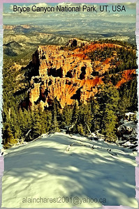 Bryce Canyon and away