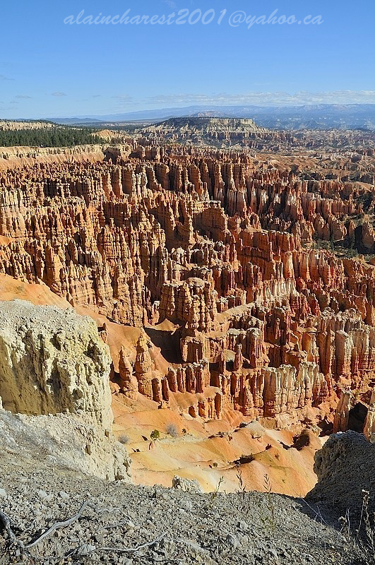 From Bryce Canyon