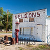Nelsons gas station, Cannonville, Utah