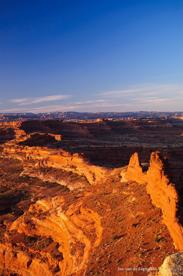 Dawn over Canyonlands