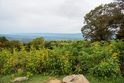 Skyline Drive Shenandoah National Park Milepost 4.5 - Dickey Ridge Visitor Center