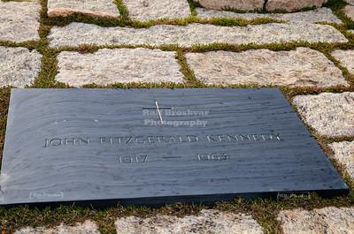 John Fitzgerald Kennedy Gravesite