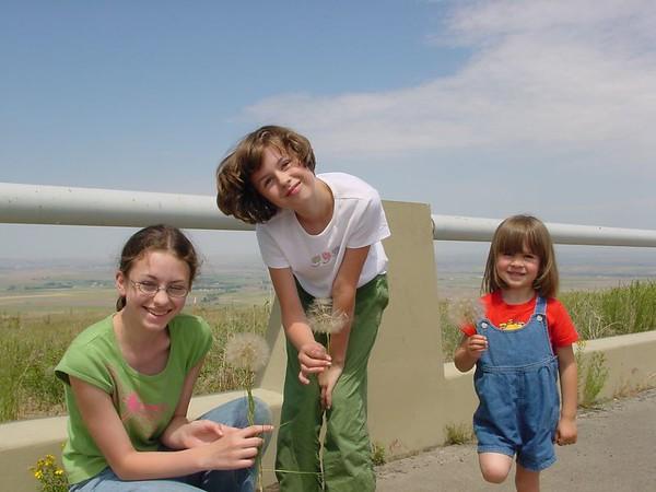 Wallowa Trip June 2002