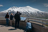On the observatory's observation deck.