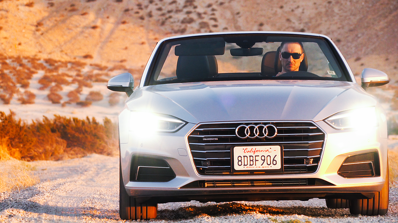 Palm Springs Road Trip with Silvercar