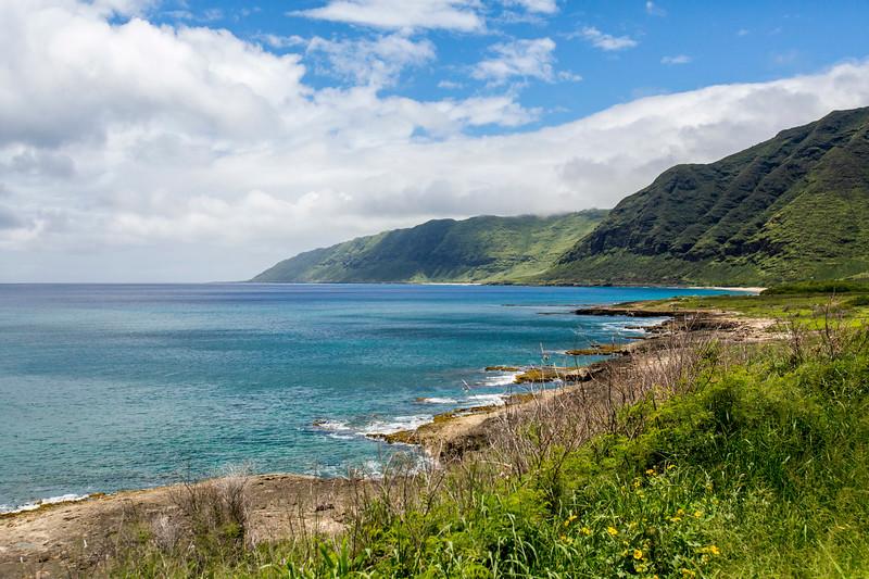 Kaena Point Beach and Hike on Oahu, Hawaii