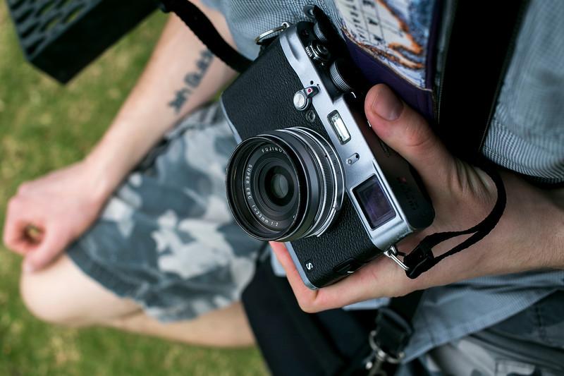 Fujifilm x100s camera - Maui, Hawaii