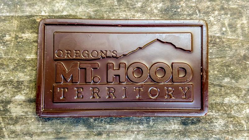 Hood-Gorge in Oregon